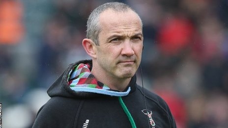 Conor O'Shea