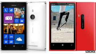 Lumia 925 and Lumia 920