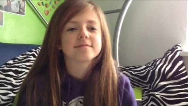 11 year old girl nominated for sony radio award cbbc newsround