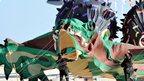 Reptile kite