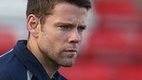 New Accrington Stanley manager James Beattie