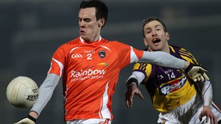 Mark Shields is one of four debutants for Armagh