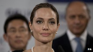 Angelina Jolie (11 April)
