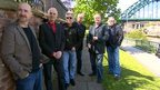 Lindisfarne's new line up