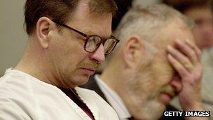 Gary Ridgway, the Green River Killer