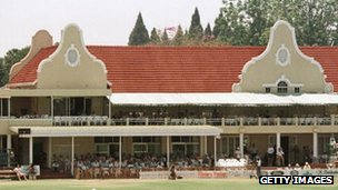 Harare Sports Club (Archive shot from 1999)