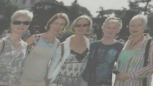 The Conlon sisters