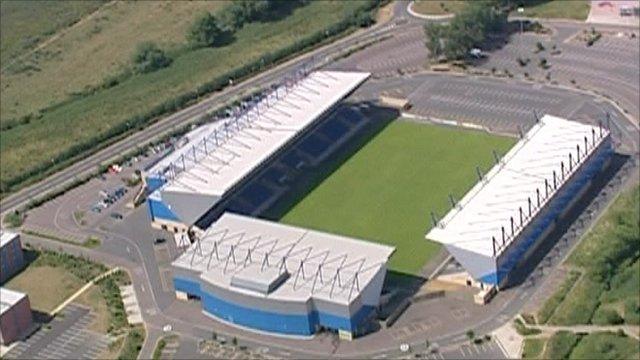 Kassam Stadium