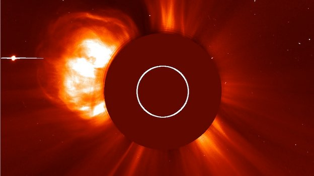 CME, May 13