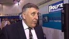 Dorset Police Federation chairman Clive Chamberlain
