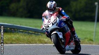 Honda TT Legends