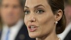 Angelina Jolie (file pic)
