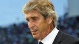 Malaga boss Manuel Pellegrini