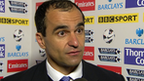 Wigan Athletic manager Roberto Martinez