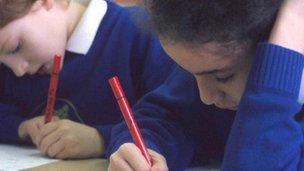 School pupils