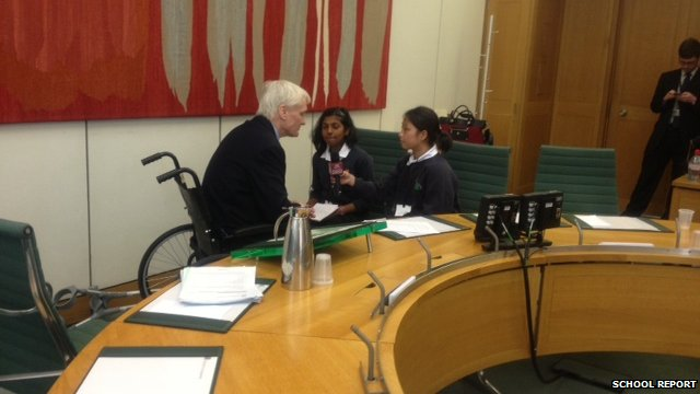 Graham Stuart talks to School Reporters