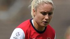 Steph Houghton of Arsenal