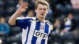 Kilmarnock defender Ross Barbour