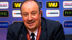 Chelsea interim manager Rafael Benitez