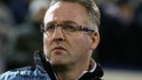 Aston Villa's Paul Lambert