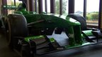 Formula 1 team Caterham