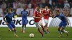 David Luiz, Nemanja Matic, Cesar Azpilicueta