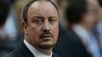 Benitez has done very well - Harris