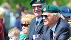 40 Commando medals ceremony May 2013