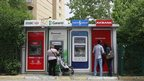 Turkish cash machines