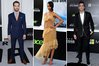 Chris Pine, Zoe Saldana and Zachary Quinto