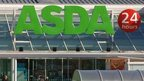 Asda shop front