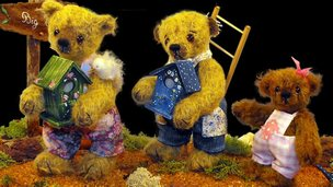 National Teddy Bear Artists Awards 