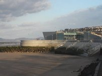 Porth Eirias watersports centre