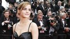 Emma Watson on Cannes red carpet