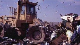Landfill site (generic)
