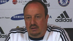 VIDEO: Benitez confident of finishing third