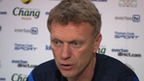 VIDEO: Moyes on 'tough' final week at Everton