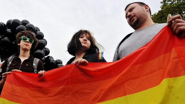 LGBT campaigners