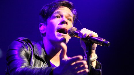 Nate Ruess from FUN topped the streaming chart