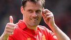 Carragher on Carragher