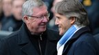 Ferguson criticises Mancini sacking