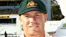 Australia David Warner