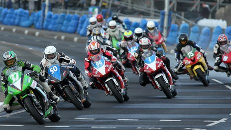 North West 200 road races