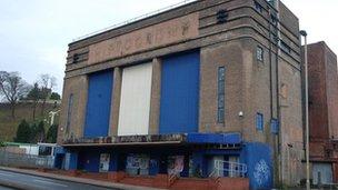 Dudley Hippodrome