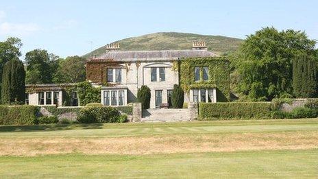Mourne Park House