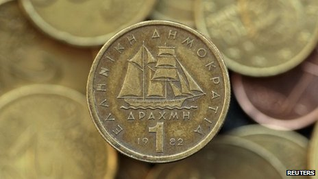 Greek drachma