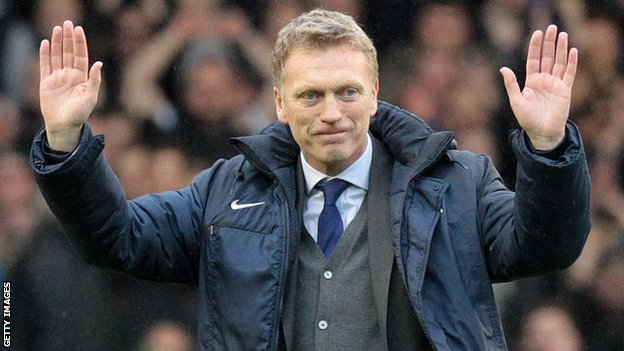 Everton boss David Moyes desperate to sign off in style
