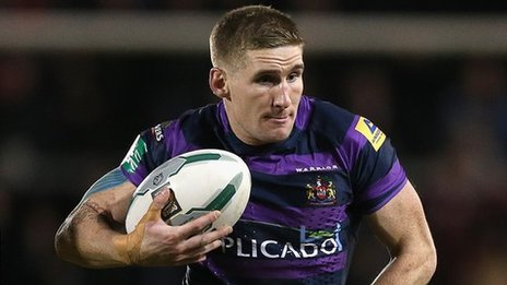 Sam Tomkins