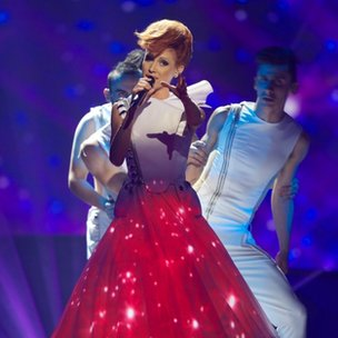 Aliona Moon of Moldova