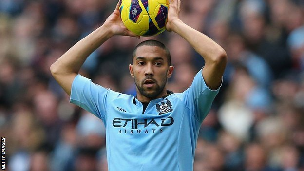 Gael Clichy signs new Manchester City contract